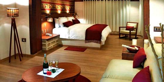 "Hoteles increíbles: ""Palacio de Sal"", Bolivia"
