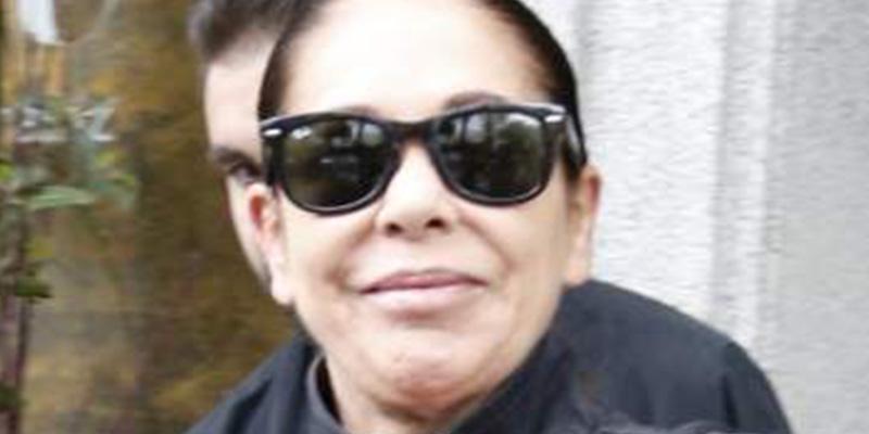 Isabel Pantoja pasa siete horas en un centro de estética antes de volar a Honduras