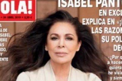¿Sabías que Isabel Pantoja se ha embolsado más de 100.000 euros por su exclusiva en '¡Hola!'?