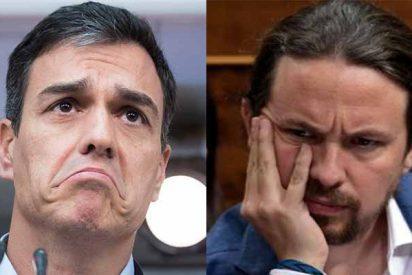 Podemos los pone de rodillas: el Gobierno de Pedro Sánchez 'agasaja' al representante de Maduro e intenta ocultarlo