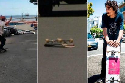 """Arrollado por un camión: La trágica muerte de uno de los skaters """"más intrépidos del mundo"""""""