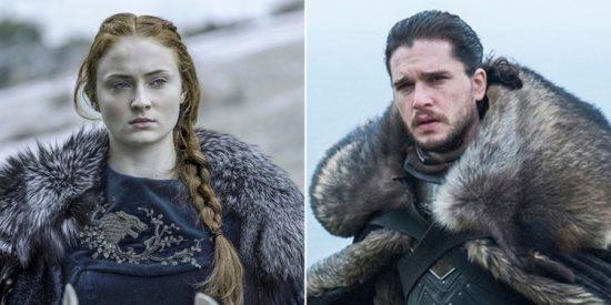 Sansa Stark gana tres veces menos que Jon Snow, pero no se siente discriminada