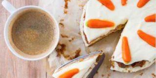 Cómo hacer pastel de zanahoria o 'carrot cake' paso a paso🥕
