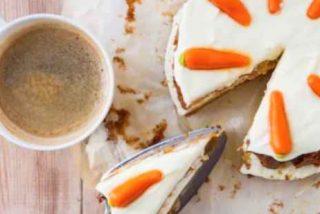 Cómo hacer pastel de zanahoria o 'carrot cake' paso a paso