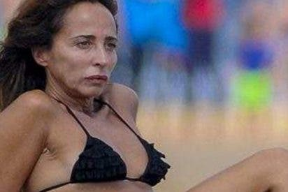¿Sabes cuál es la fantasía sexual de María Patiño que explica sus continuos viajes a Fuerteventura?