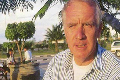 Aparece quemado el cadáver del misionero y activista medioambiental británico Paul McAuley