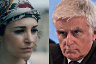 El último desprecio de Paolo Vasile a Paula Echevarría que demuestra que la actriz tiene los días contados en Mediaset