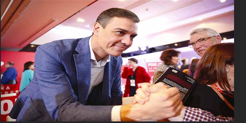 Pedro Sánchez es más falso que un euro de madera y no tiene palabra