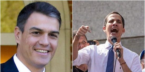 Exclusiva: Pedro Sánchez rechaza reunirse con Juan Guaidó en su gira europea