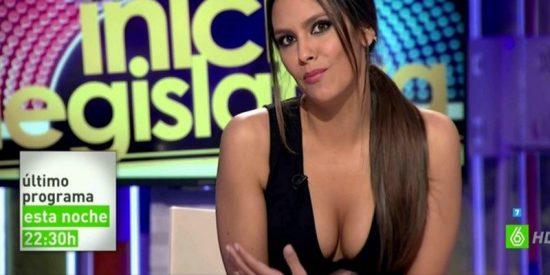 La foto de Cristina Pedroche que asusta y preocupa a sus fans