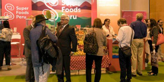 "Perú llega a Salón Gourmets en forma de mercado de ""superfoods"""
