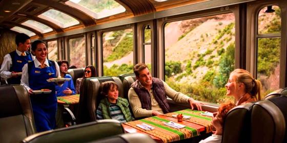 Peru Rail destacó en el World Travel Mart 2019