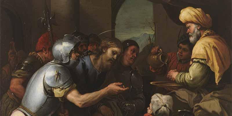 """""""Yo me lavo las manos"""" y otras 4 frases que habrás oído miles de veces sin saber que tienen su origen en Semana Santa"""