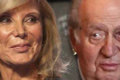 ¡Salta la liebre!: Pilar Eyre resucita como amante sorpresa del rey Juan Carlos