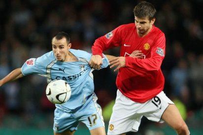 Gerard Piqué: La broma pesada que vivió en el Manchester United y le marcó de por vida