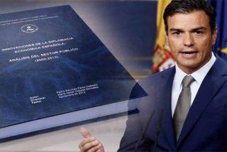 Resucita la tesis 'cum fraude' de Pedro Sánchez para amargarle la vida al atribulado líder del PSOE