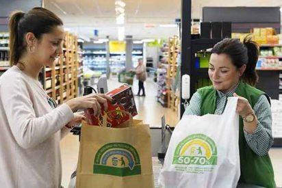 Mercadona elimina las bolsas de plástico de un solo uso en todas sus tiendas