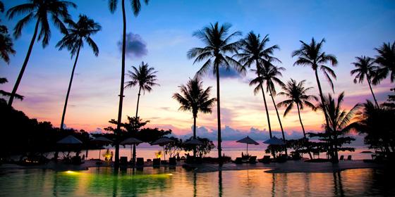 Espectaculares playas de Tailandia