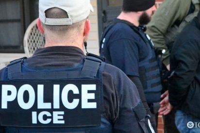 La 'mega deportación' de inmigrantes en EEUU: El ICE logra la mayor redada en 10 años