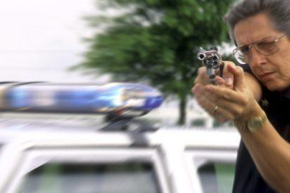 Sorprende con un disparo al asaltante que pretendía robarle