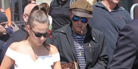 Fotos: La hermosa bailarina rusa que enamora a Johnny Depp