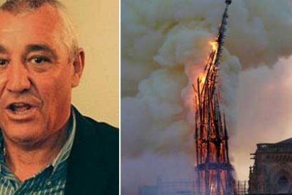 """Decenas de católicos muestran su ira contra la COPE por la gracieta de Poli Rincón sobre Notre Dame: """"Me recuerda a las Fallas"""""""