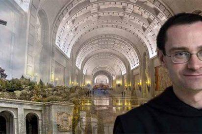 Sacar la momia de Franco obligará a desenterrar también a 20 monjes del Valle de los Caídos