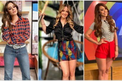 """El programa """"Hoy"""": Un escaparate de mujeres atractivas en México"""