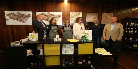 Alimentos de Palencia estrena un nuevo escaparate gastronómico en la Villa Romana La Olmeda