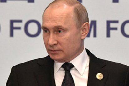 """Putin: """"No puedo imaginar la reacción del mercado mundial cuando las sanciones de EE.UU. contra Irán entren en vigor"""""""