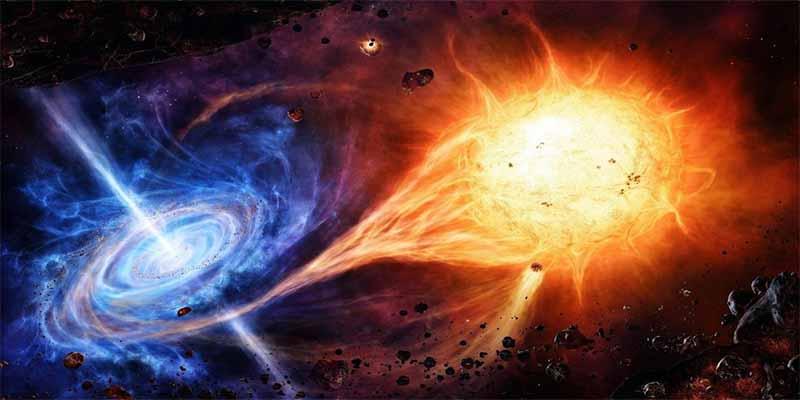 Cosmos: Los quásares no están clavados en el cielo