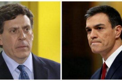 """Juan Carlos Quer hunde a Sánchez e Iglesias a dos días de las elecciones: """"Diana dijo no es no"""""""