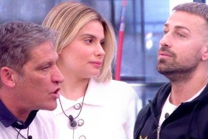 """Rafa Mora carga contra Gustavo por expulsarle: """"Eres un cobarde, un calzonazos"""""""