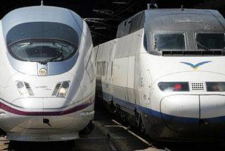 RENFE: Una avería por el temporal deja parados a 20 trenes y afecta a 2.500 pasajeros