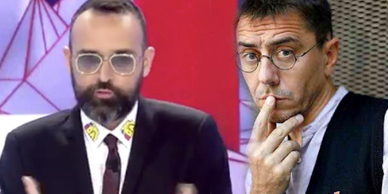 """Risto Mejide deja con el culo al aire a Monedero: """"Ten la decencia..."""""""