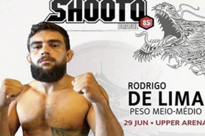 Chofer asesina a un exluchador de la MMA