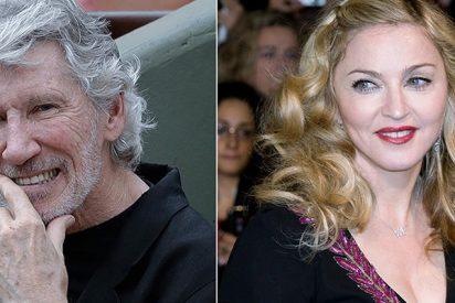 ¿Sabes por qué Roger Waters le pide a Madonna que no actúe en Eurovisión?