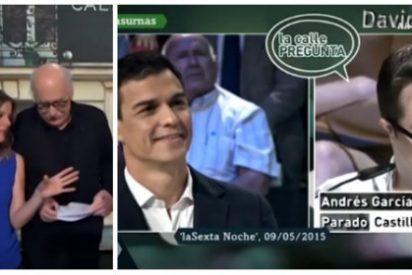 Monegal deja en evidencia a la 'partenaire' de Iñaki López por su masaje a Pedro Sánchez