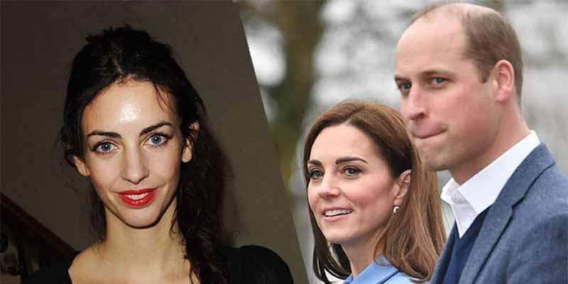 Toda la verdad detrás de los 'cuernos' del Príncipe Guillermo a Kate Middleton