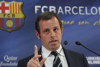 La Audiencia Nacional absuelve a Sandro Rosell, ex presidente del Barça, de un delito de blanqueo