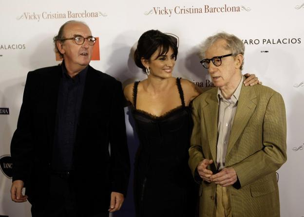 El podemita Roures blanquea los abusos sexuales de Woody Allen pagándole una película