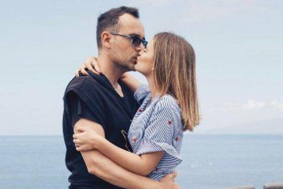 ¿Qué opinará Laura Escanes del beso que se ha dado Risto?