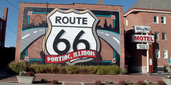 """Estados Unidos: Un viaje a través de la mítica """"Ruta 66"""""""