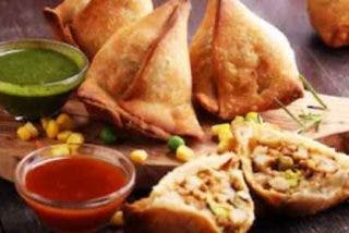 Cómo hacer samosas de pollo, receta de la India