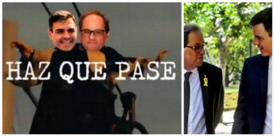 Sánchez es un film con final desastroso: o se ahoga con el 'Titanic' o nos hunde con sus 'Amistades Peligrosas'