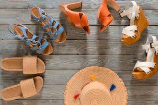 Tendencias sandalias de mujer primavera verano 2020