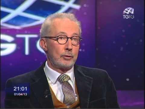 """Pedro Rizo: """"Sandro Magister ya había denunciado el cáncer de la Iglesia"""""""