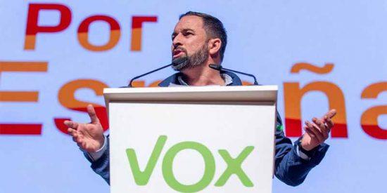 """Santiago Abascal: """"El traidor PNV nos ha dejado a merced de los perros rabiosos"""""""