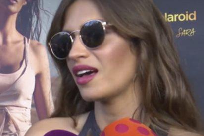 """El cabreo de Sara Carbonero con una reportera: """"Que me la hagas me parece una ofensa"""""""