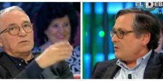 """La genial reacción de Marhuenda al ataque de Sardá contra Vox: """"Hazte amigo de Otegi y ve a cenar con él"""""""